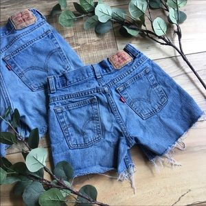 Levi's   Mommy and me Shorts H123